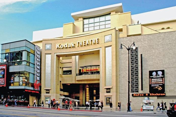 Thăm quan Nhà hát Kodak - Nơi diễn ra Lễ trao giải Oscar 2018