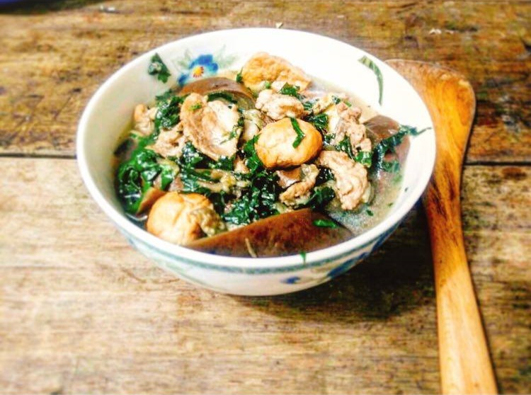 Hướng dẫn làm cà tím nấu thịt đậu cho cuối tuần lười biếng