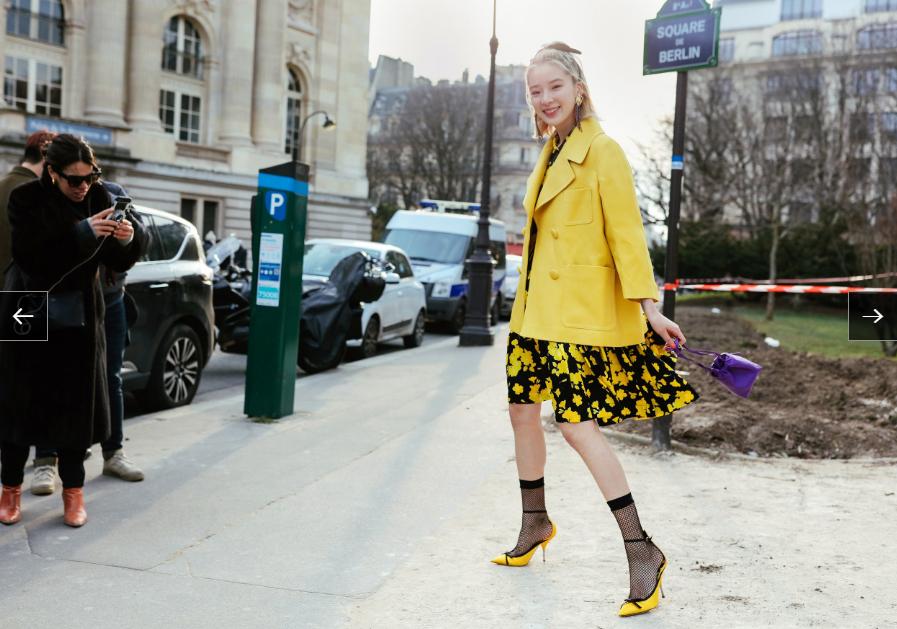 Những bộ cánh ấn tượng nhất street style Paris FW Fall 2018