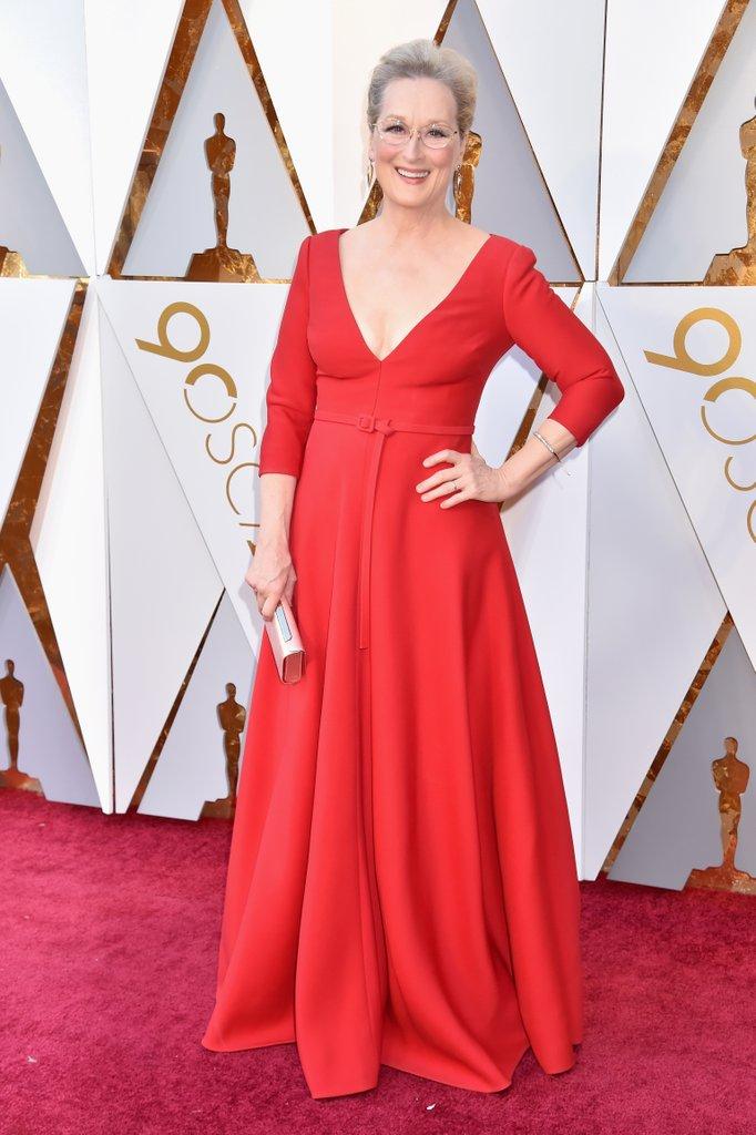 Thảm đỏ Lễ trao giải Oscar 2018: Mãn nhãn với bữa tiệc thời trang đẳng cấp