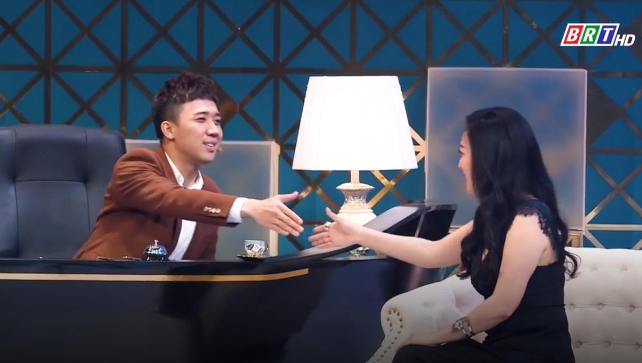Chuyện tối nay với Thành Tập 14: Kiều nữ doanh nhân Đường Thu Hương bóc mẽ chuyện yêu đương của Trấn Thành