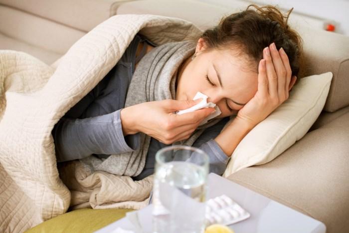 Phòng cảm cúm khi thay đổi thời tiết đột ngột