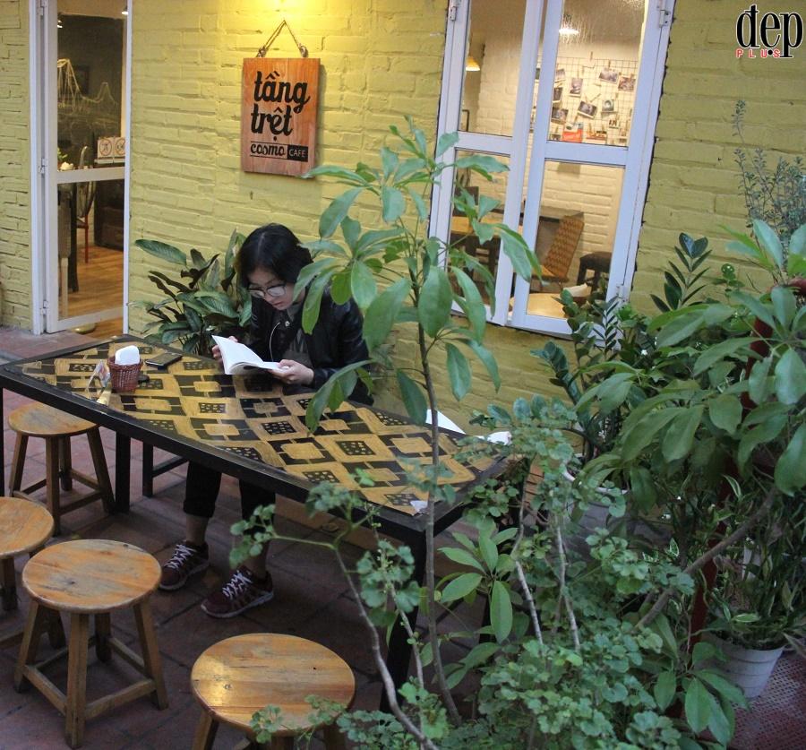 Đi trốn ở Khúc Hạo - con phố có nhiều quán cafe an yên nhất Hà Nội