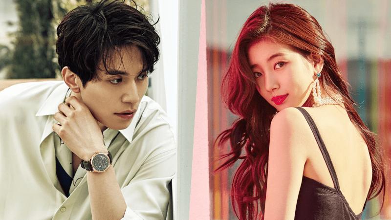 Suzy - Lee Dong Wook chính thức xác nhận hẹn hò