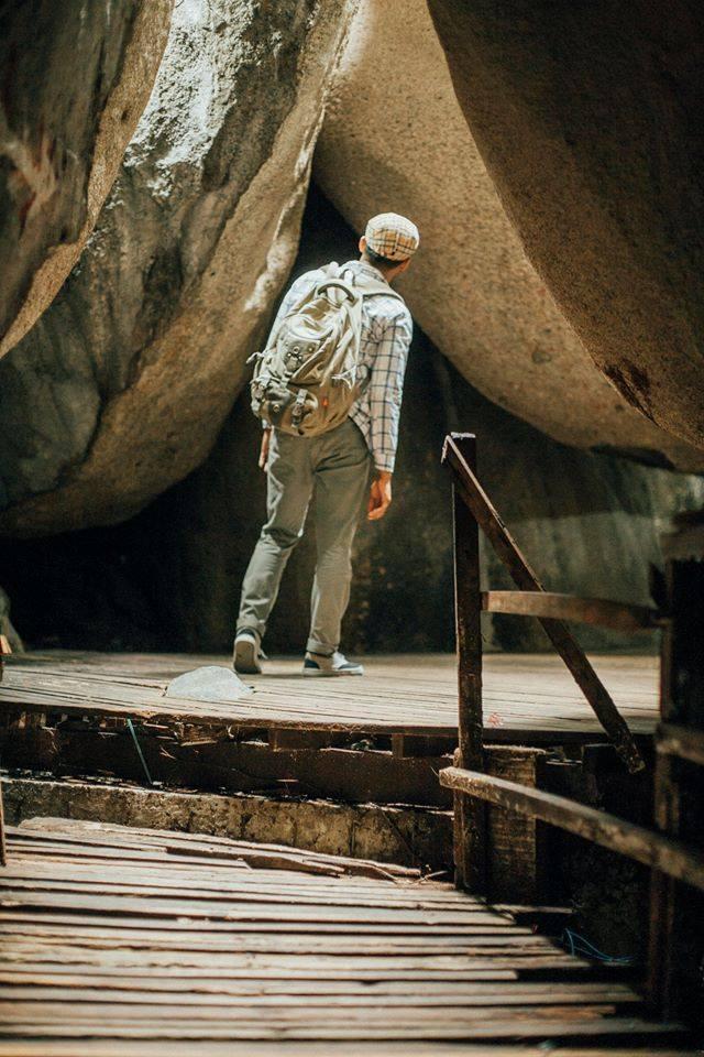 Cuối tuần rủ nhau khám phá khu du lịch lịch sử đồi Tức Dụp, An Giang