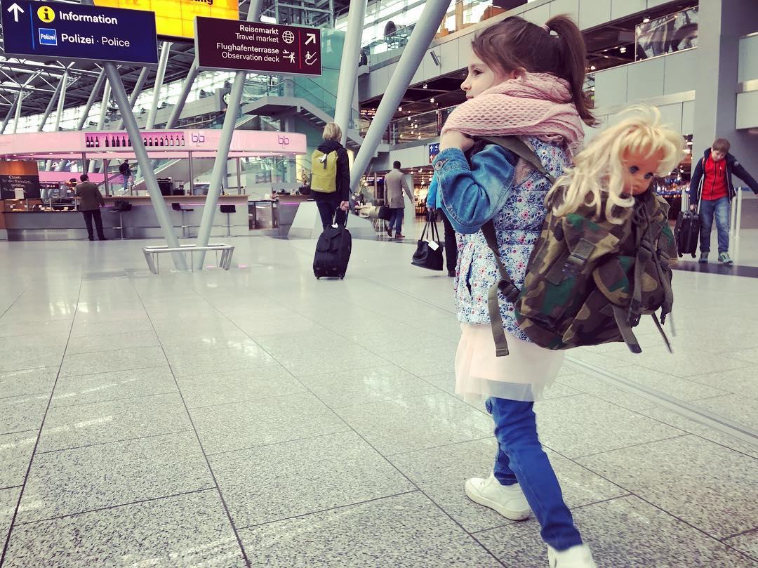 7 đồ vật không được quên khi du lịch cùng con nhỏ