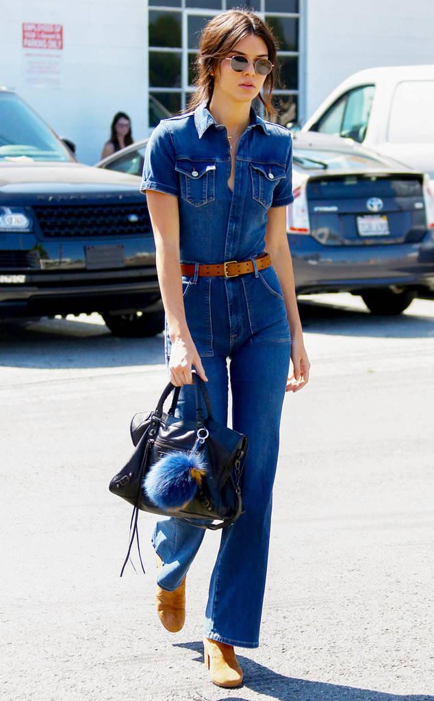 Muốn lên đồ theo phong cách cổ điển nhưng vẫn sang chảnh, hãy học Kendall Jenner