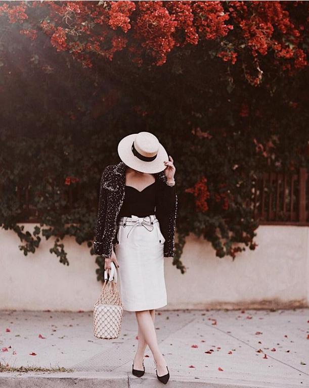 Street style blogger thế giới tuần này: Sắc màu rực rỡ lên ngôi