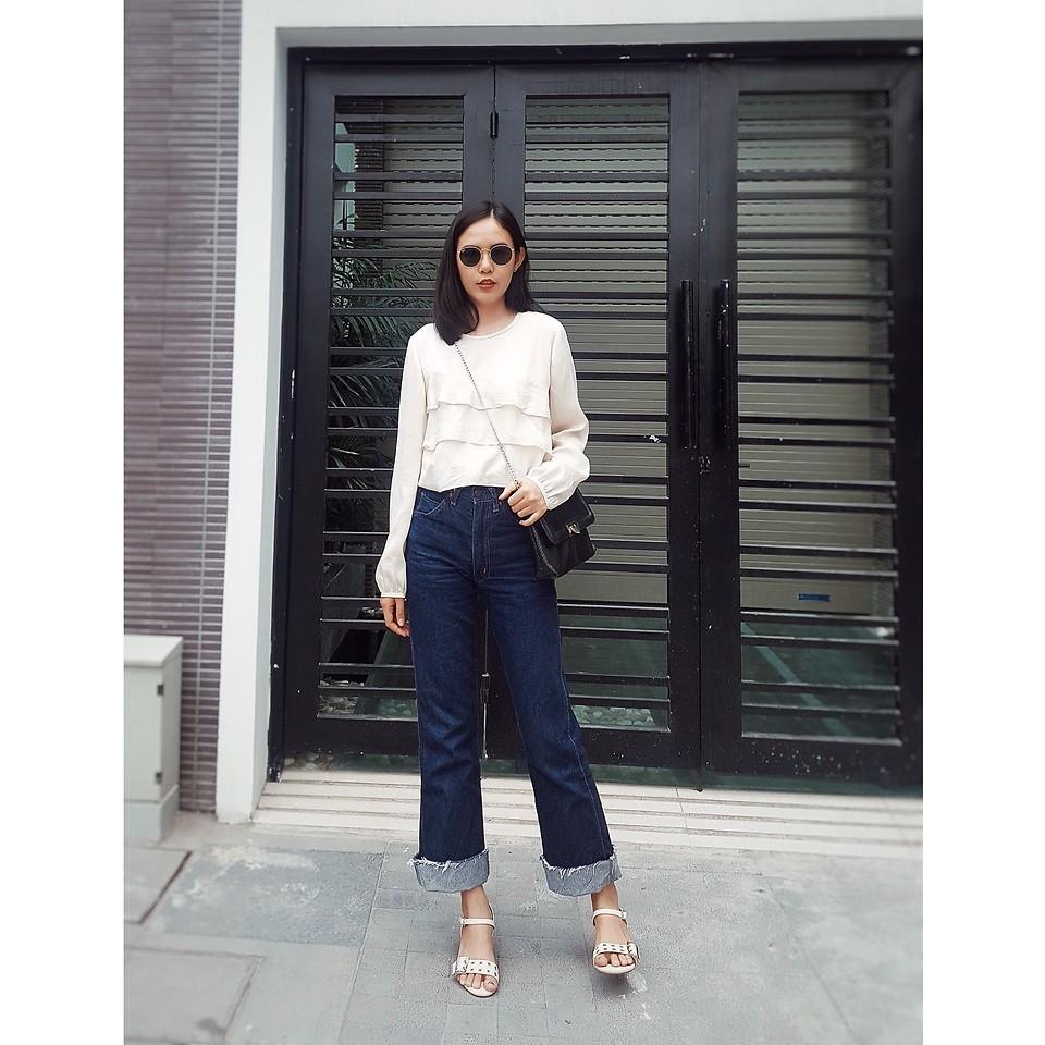 Ngắn street style đẹp mắt của tín đồ thời trang Châu Á nửa đầu tháng 3