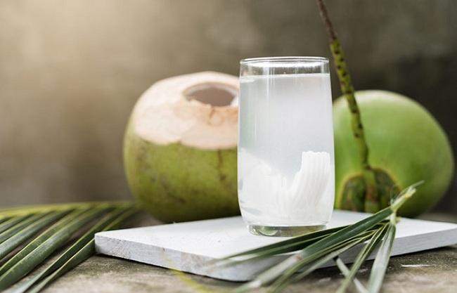 Nước dừa và những lợi ích tuyệt vời cho sức khỏe