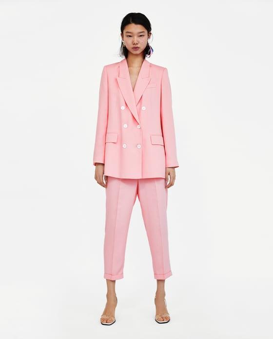 7 set đồ Zara phù hợp với thời tiết nắng ấm tuần này