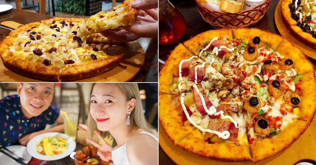 Khuyến mại hôm nay 20/3: Các địa điểm thưởng thức pizza có ưu đãi lớn trong tháng Ba