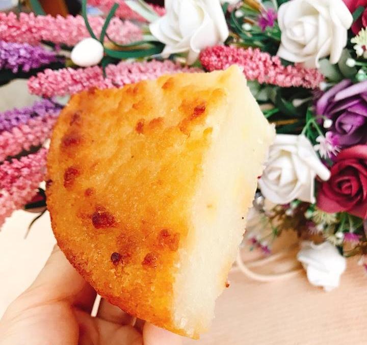 Cách làm bánh sắn nướng thơm lừng khiến cả nhà cùng mê