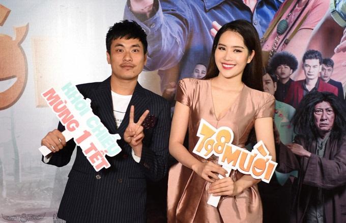 Cát Phượng nói gì khi biết Nam Em từng rung động đến mất ngủ với Kiều Minh Tuấn khi đóng phim chung?