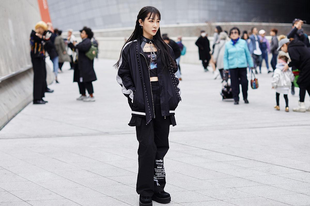 Ngắm street style ấn tượng tại Tuần lễ thời trang Thu Đông 2018