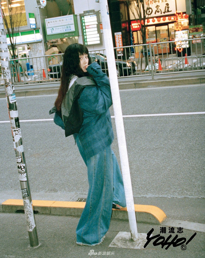 Phạm Băng băng nổi loạn, khác lạ trên tạp chí Nhật