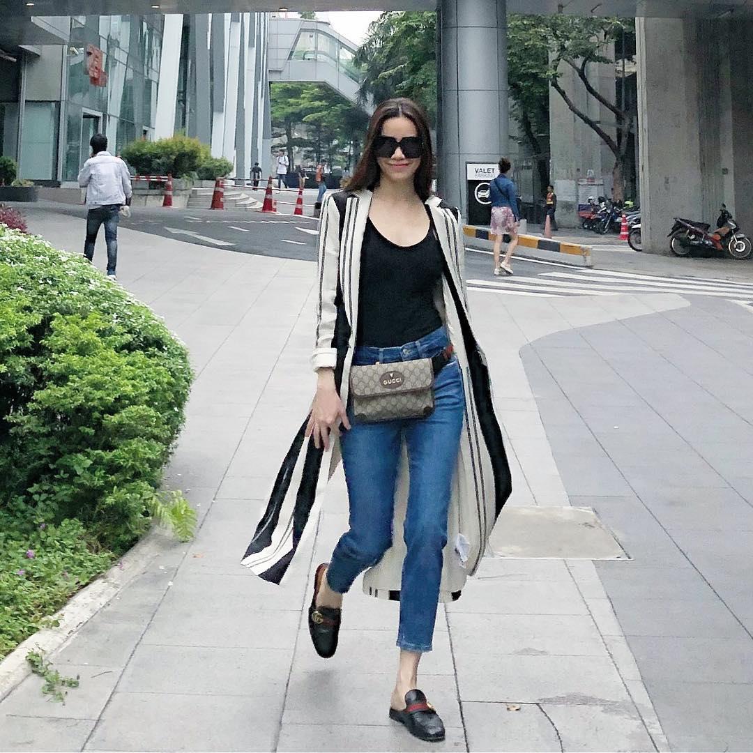 Hà Hồ lại dẫn đầu Top Sao có street style đẹp nhất tuần này
