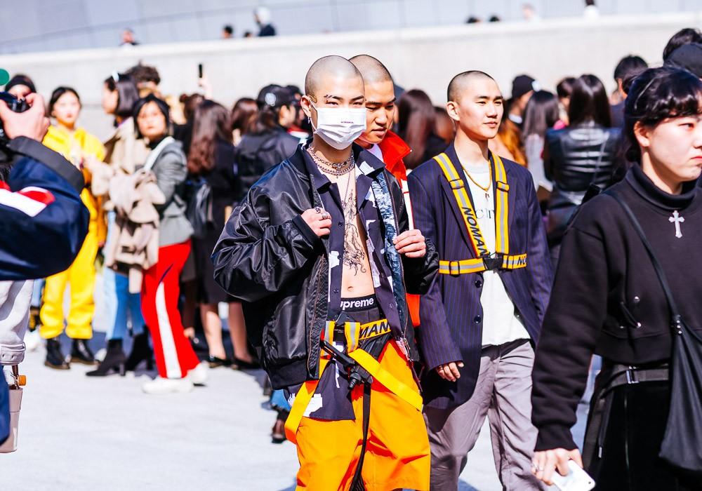 Mãn nhãn với street style Seoul FW Fall 2018