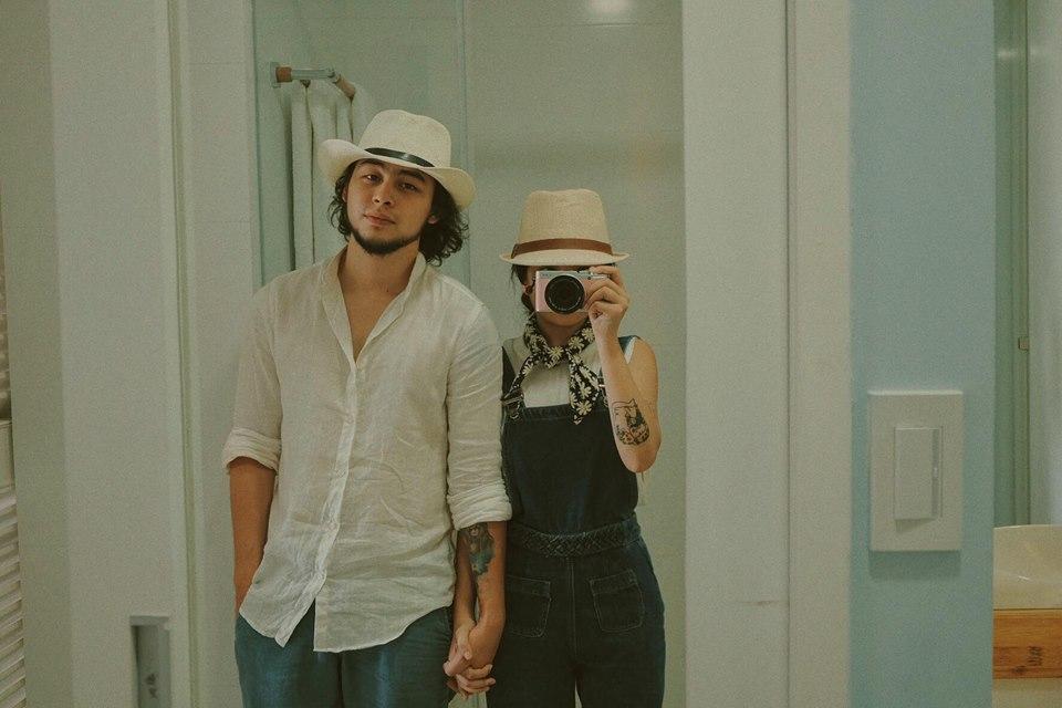 10 kiểu chụp ảnh dành cho cặp đôi khi du lịch