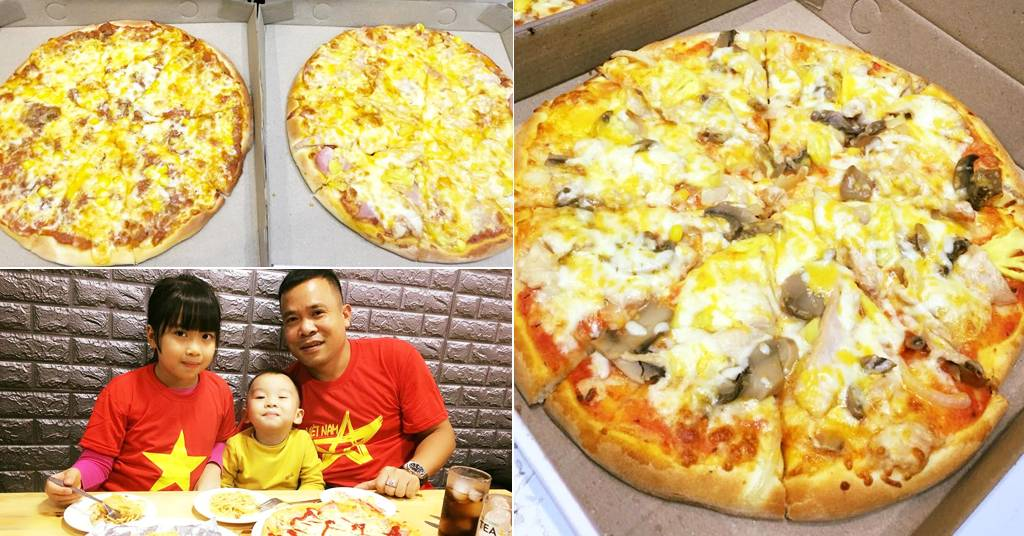 Khuyến mại hôm nay 26/3: Các địa điểm thưởng thức pizza có ưu đãi cực lớn trong tháng Ba
