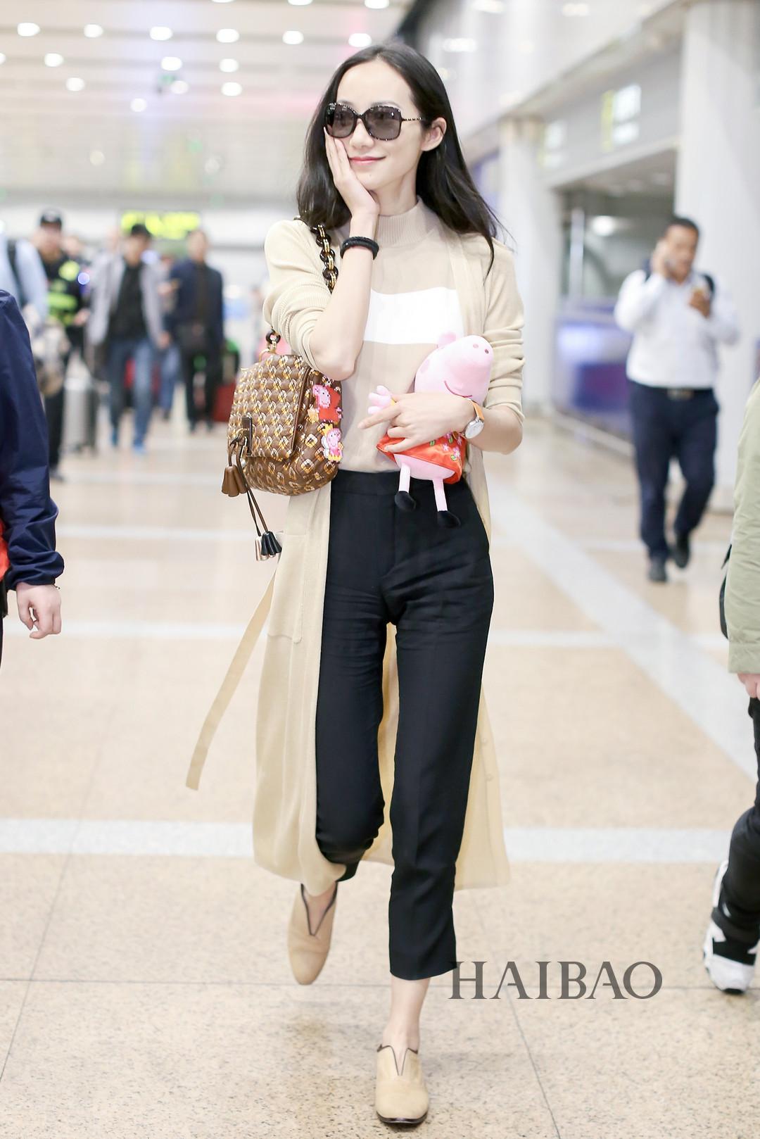 Ngắm street style mới nhất của dàn mỹ nhân Hoa Ngữ tuần này