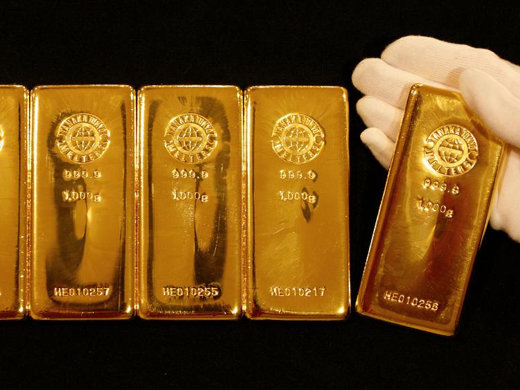 Giá vàng hôm nay 29/3/2018: giá vàng lao dốc