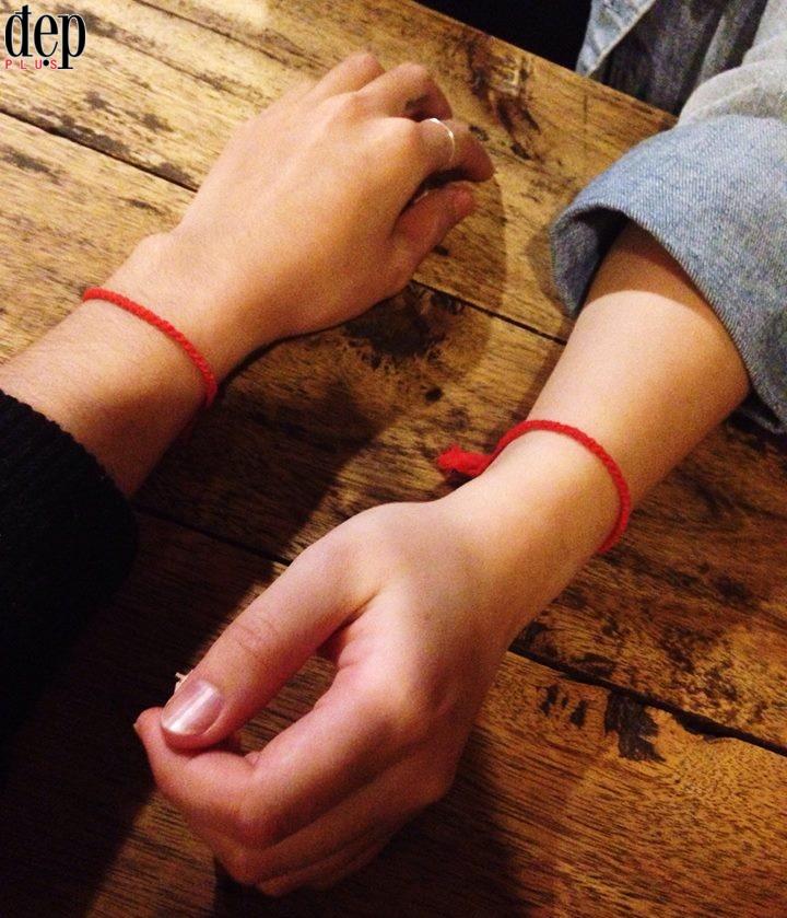 Sức mạnh kì diệu của vòng tay chỉ đỏ may mắn