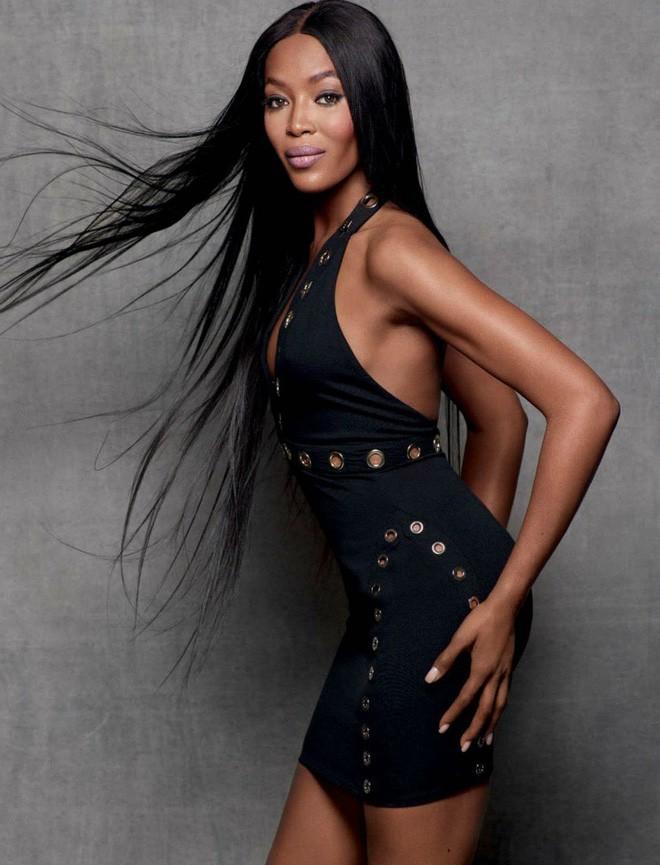Naomi Campbell trở thành Biểu tượng thời trang 2018