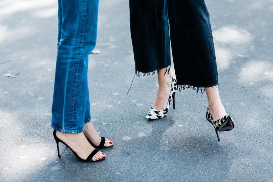 Bí quyết giúp bạn đi giày thoải mái, không đau chân