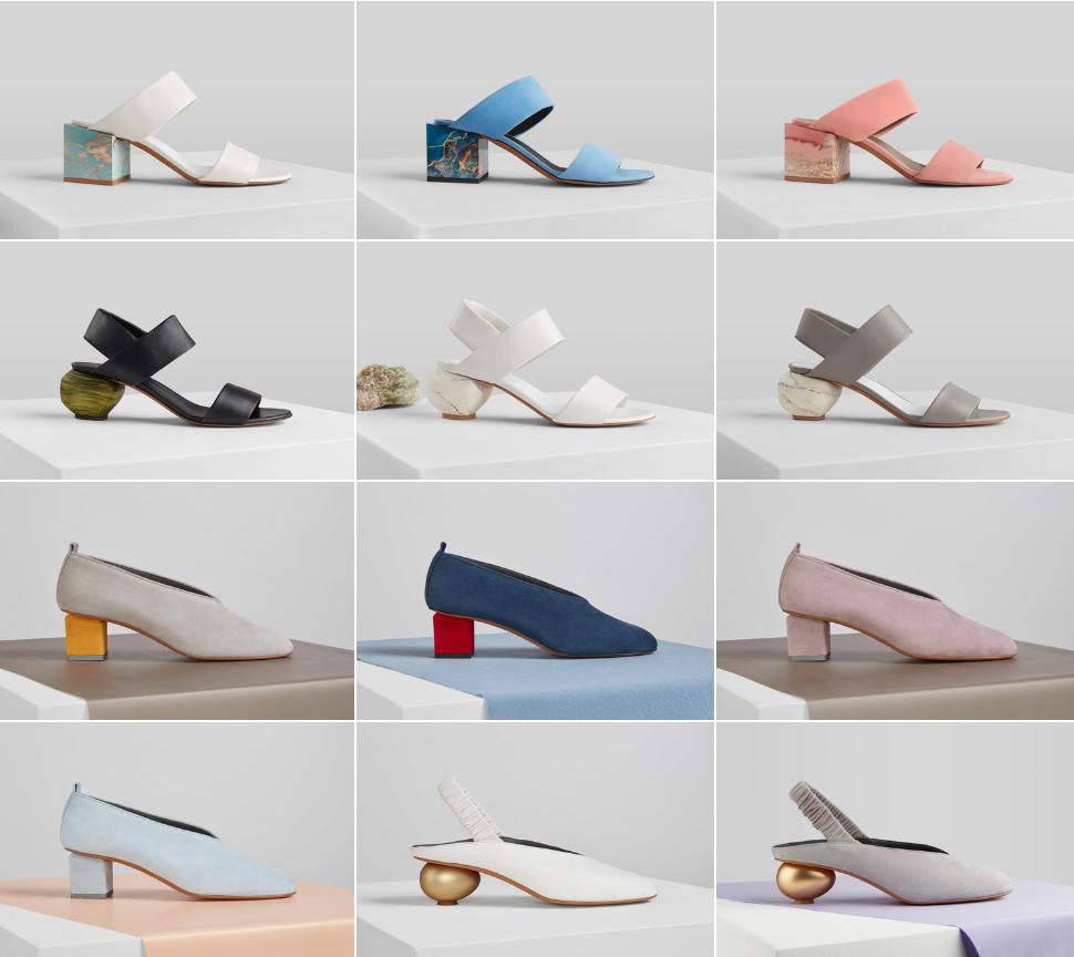 4 thương hiệu giày tầm trung cho những cô nàng yêu thích thiết kế cá tính, lạ mắt