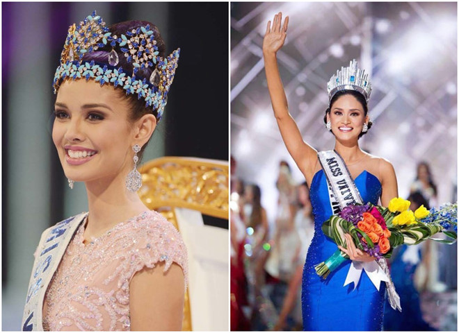 Hoa hậu Megan Young và Pia Wurtzbach sắp tới Việt Nam