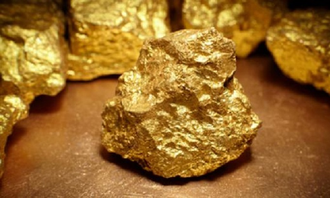 Giá vàng hôm nay 9/4: giá vàng thế giới giảm nhẹ