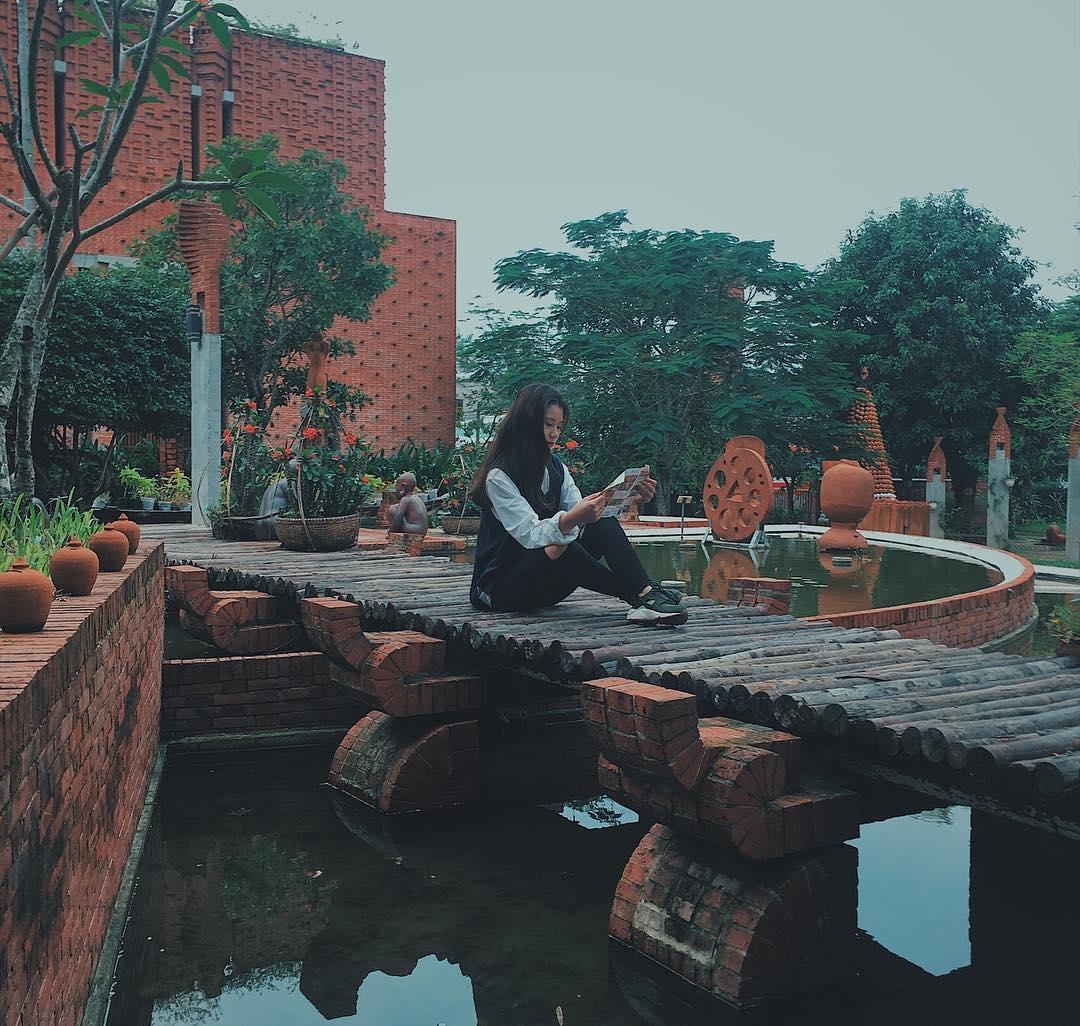 Có gì ở công viên đất nung lớn nhất Việt Nam - Công viên đất nung Thanh Hà