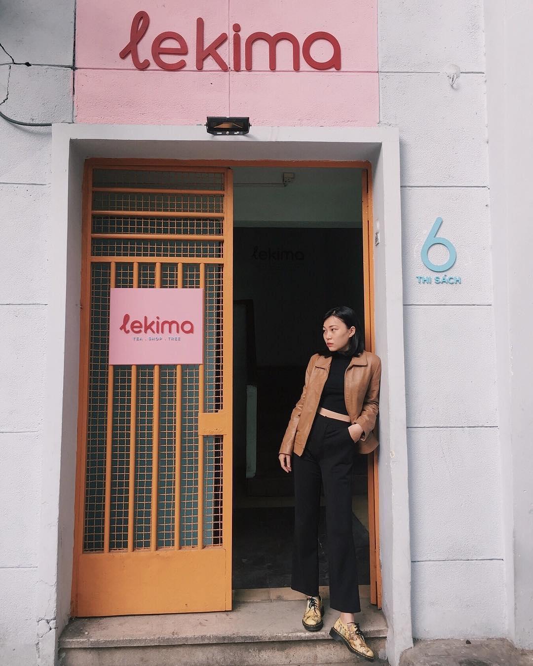 Khám phá Lekima - góc sống ảo mới của giới trẻ Sài thành