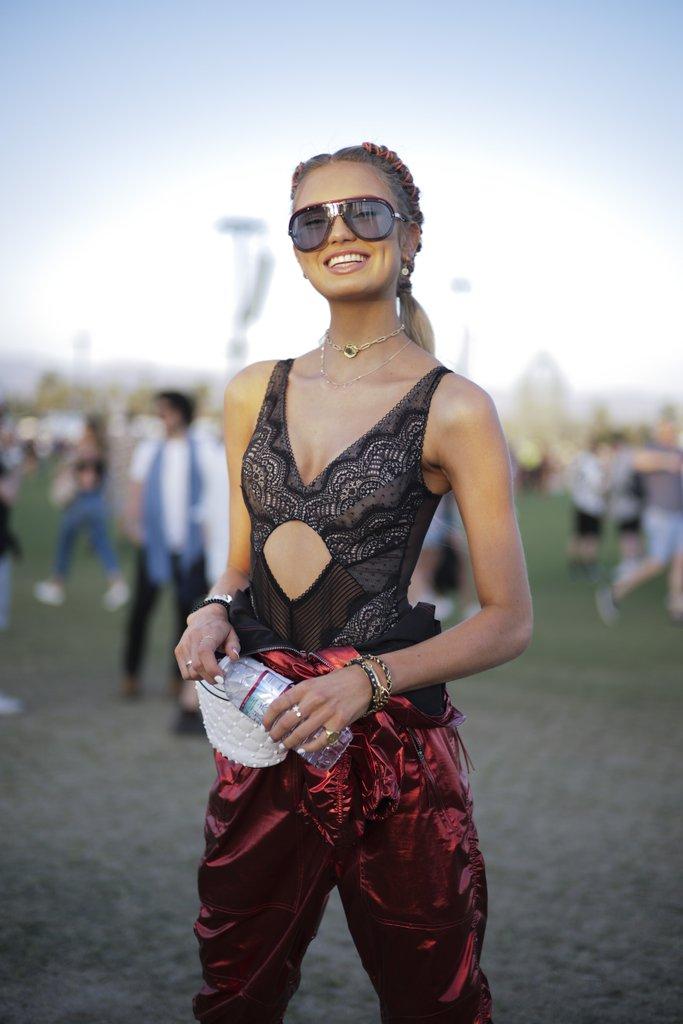 Dàn sao khoe dáng nóng bỏng trong lễ hội Coachella