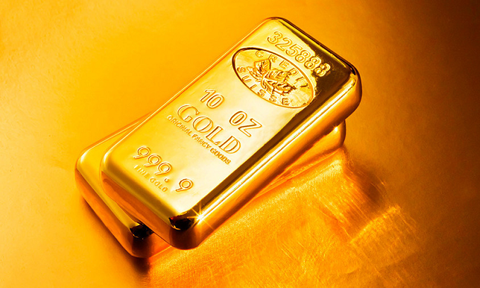 Giá vàng hôm nay 16/4/2018: tăng ở mức cao