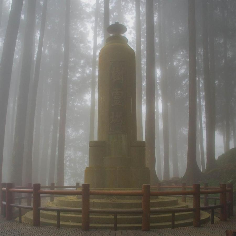 Núi A Lý (Đài Loan) - Từ trong thăm thẳm bình yên