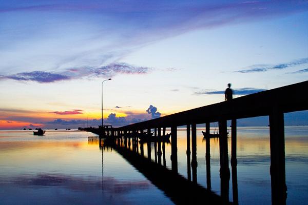 5 làng chài đẹp mê mẩn ở Phú Quốc