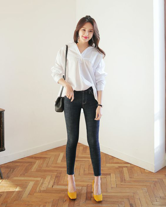 Những kiểu áo blouse hợp mốt cho nàng văn phòng