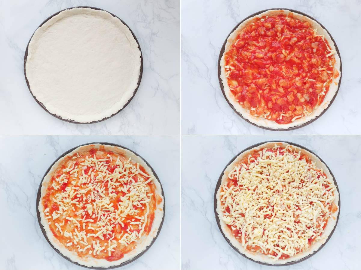 Làm ngay pizza cá đảm bảo cả nhà thích ngay từ miếng đầu tiên