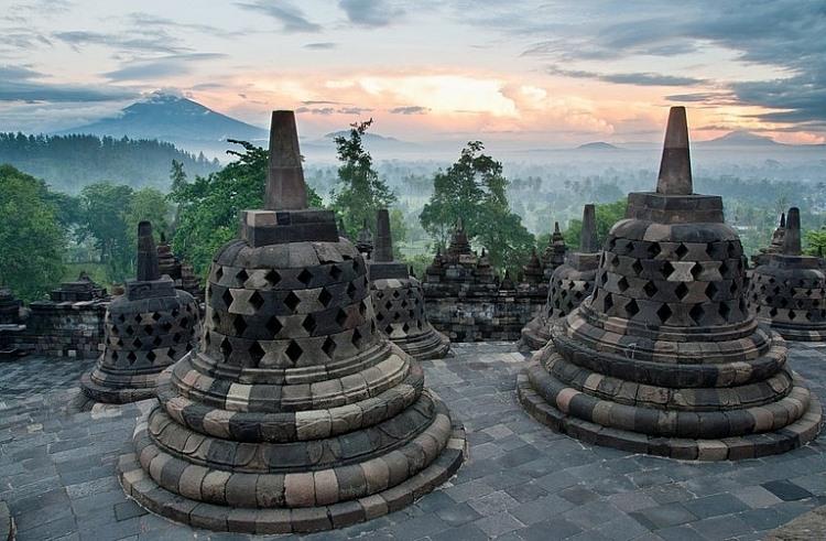 Những điểm du lịch không thể bỏ qua ở Indonesia