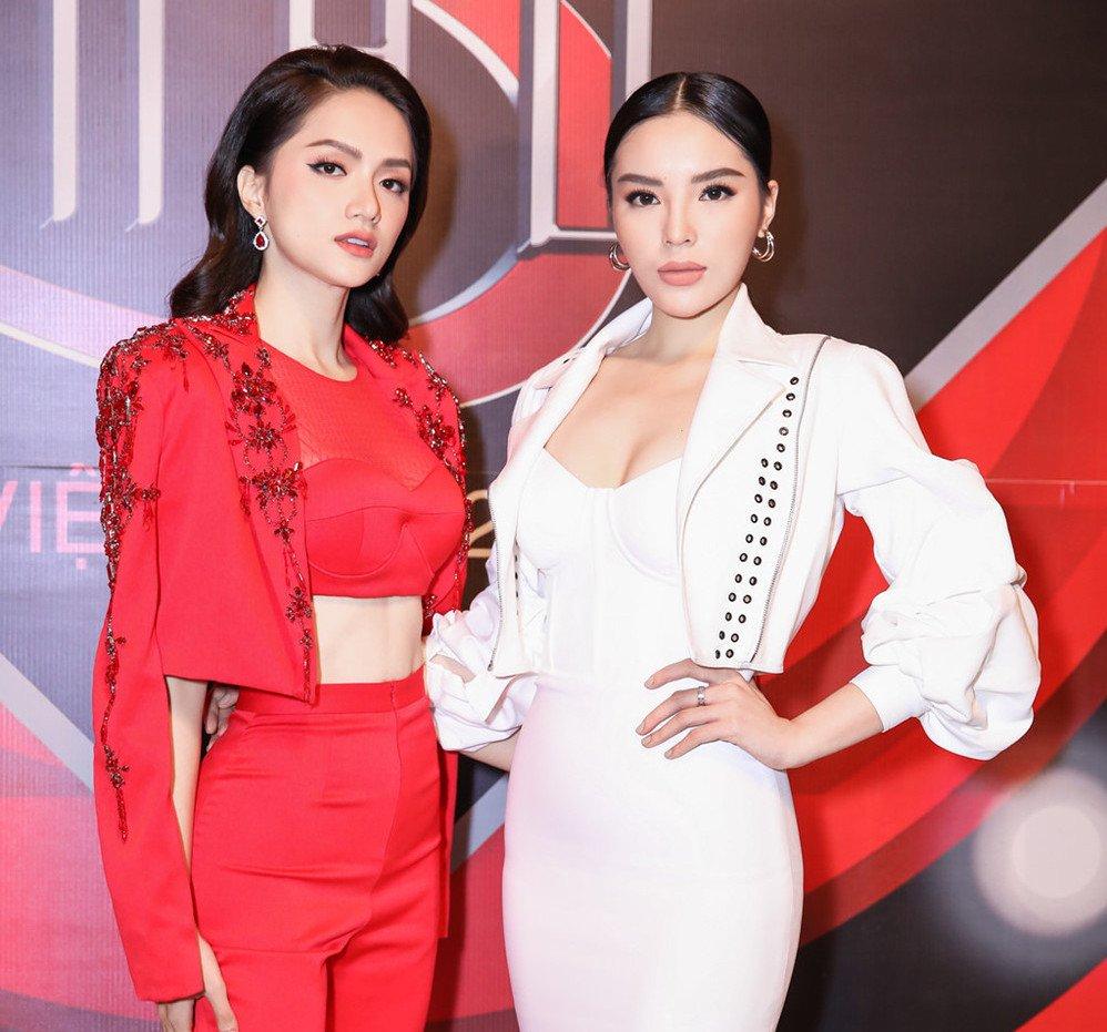 Kỳ Duyên, Hương Giang bị chê năng lực yếu hơn cả thí sinh Siêu mẫu