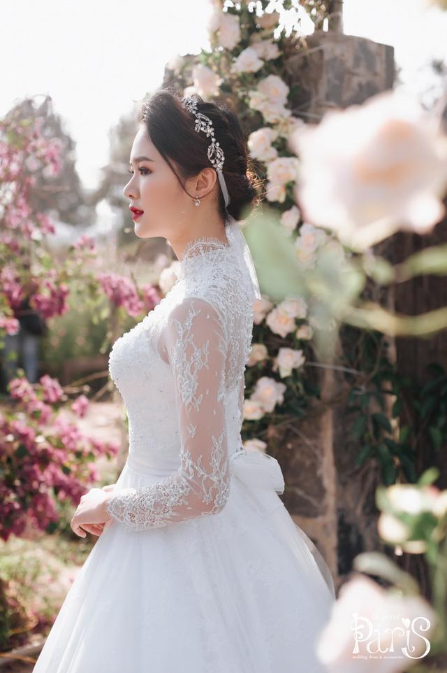 Le Petit Paris – Đưa tinh hoa vào các dòng váy cưới