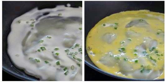 Thưởng thức bánh pancake trứng cuộn xúc xích dễ làm