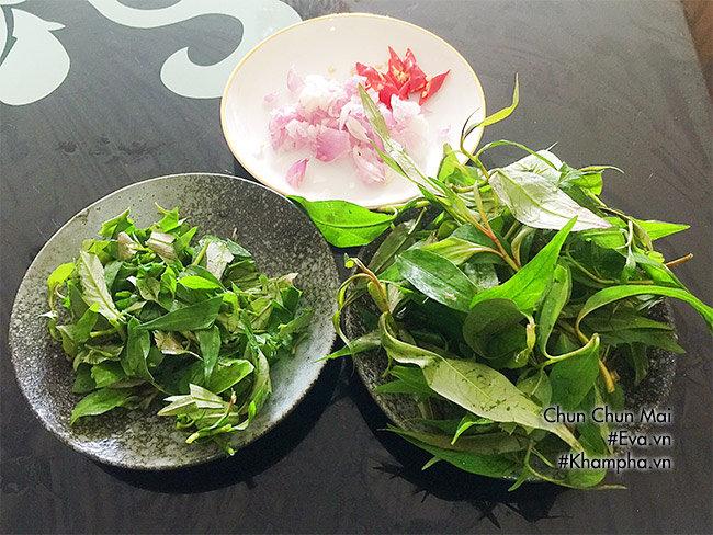 Cá kèo kho rau răm đậm đà trôi cơm