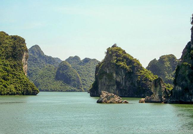 21 điểm đến đẹp nhất Việt Nam trong mắt khách tây