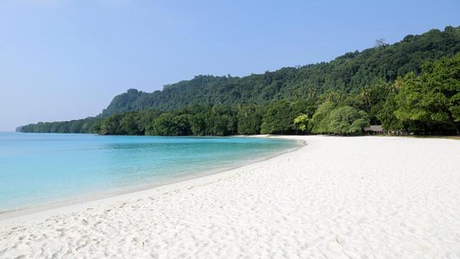25 bãi biển đẹp siêu tưởng, phải đến tận nơi mới tin là có thật