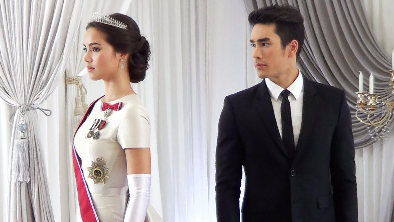 Nhan sắc thực đẹp nao lòng của mỹ nhân Thái Lan gây sốt trong Ông anh trời đánh