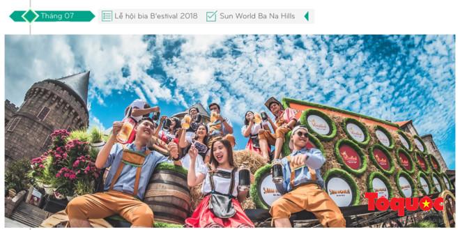Nhiều sự kiện siêu hấp dẫn trong tháng 7 tại Đà Nẵng