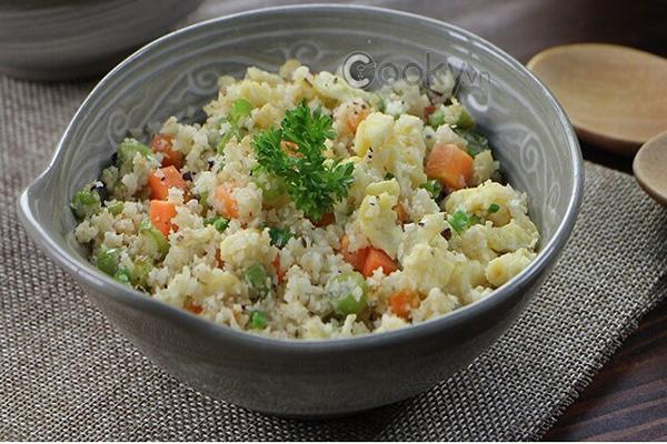 6 món ăn no như cơm mà vẫn giảm được cân